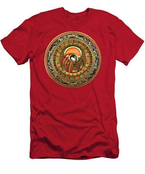 Egyptian Sun God Ra Men's T-Shirt (Athletic Fit)