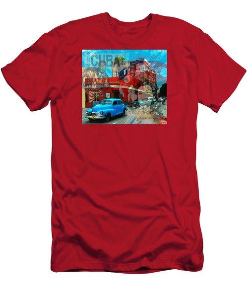 El Foridita Men's T-Shirt (Athletic Fit)