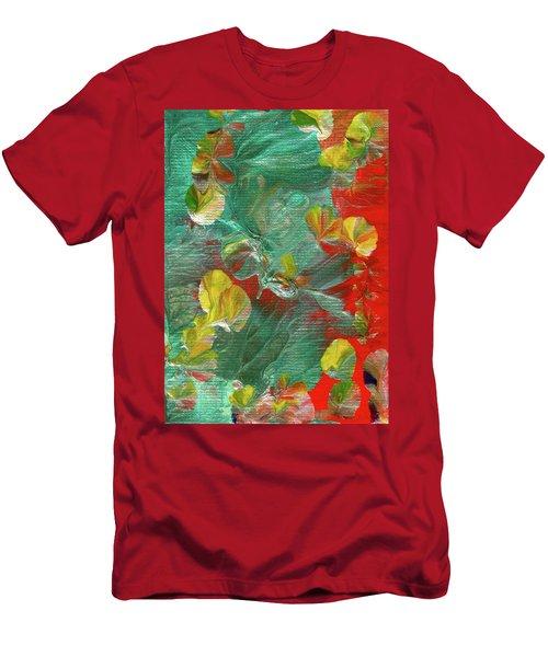 Emerald Island Men's T-Shirt (Athletic Fit)