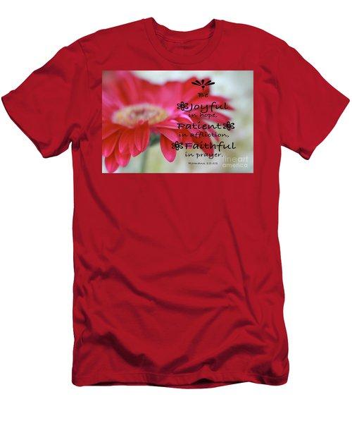 Encouragement Men's T-Shirt (Athletic Fit)
