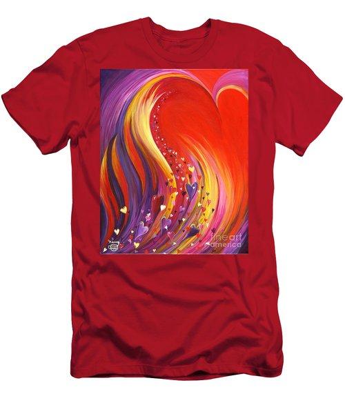 Arise My Love Men's T-Shirt (Athletic Fit)