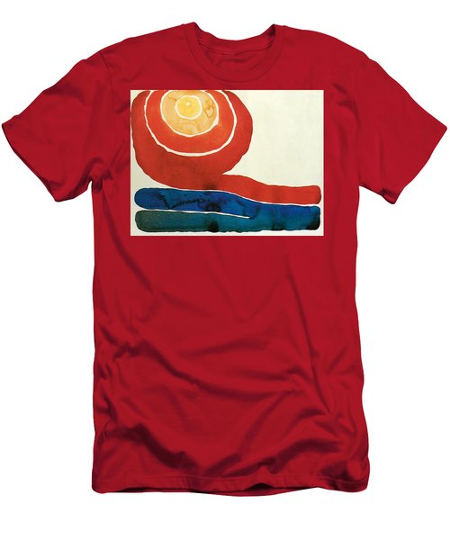 Evening Star IIi Men's T-Shirt (Athletic Fit)