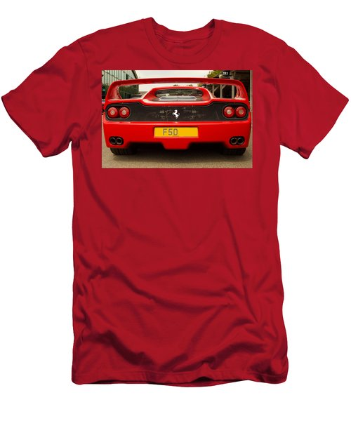 F50 Tail Men's T-Shirt (Athletic Fit)
