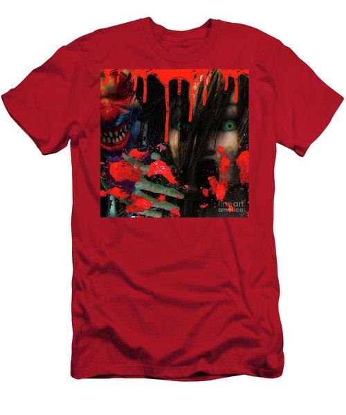 Face Your Fears Men's T-Shirt (Athletic Fit)