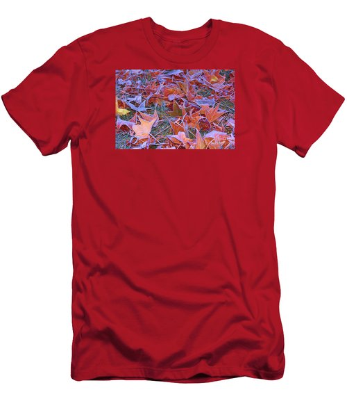 Men's T-Shirt (Slim Fit) featuring the photograph Fall Into Winter by Patrick Witz