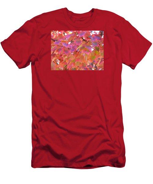 Fall Men's T-Shirt (Slim Fit)