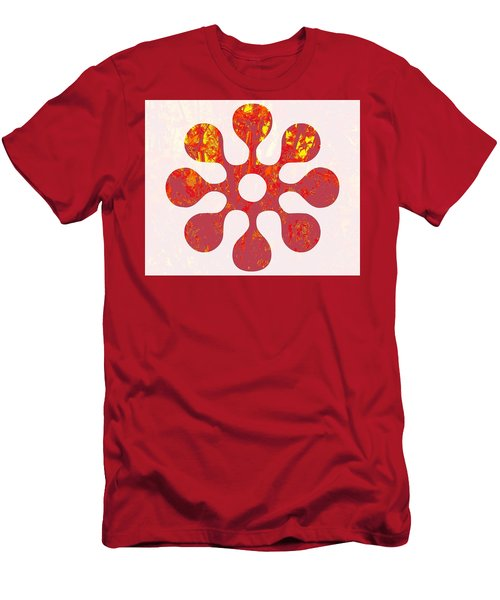 Fall Leaves #11 Men's T-Shirt (Athletic Fit)