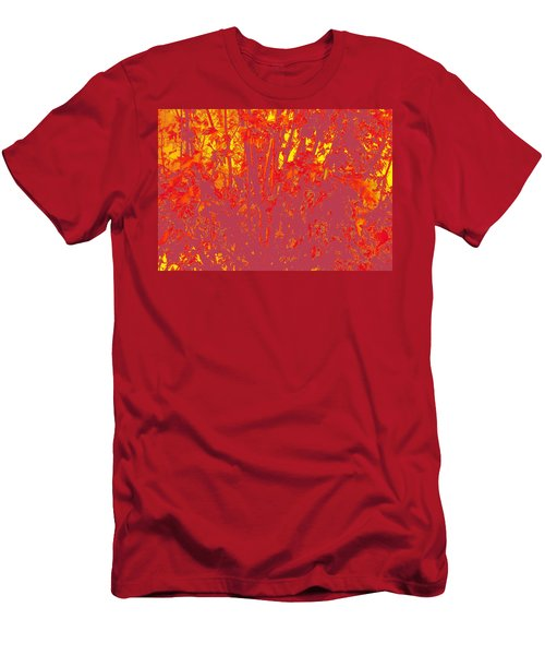 Fall Leaves #4 Men's T-Shirt (Athletic Fit)