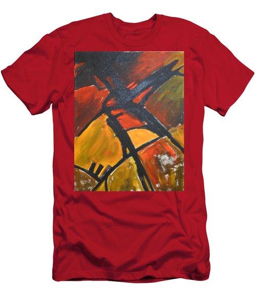 Farmlands Men's T-Shirt (Athletic Fit)