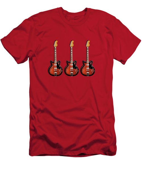 Fender Coronado Men's T-Shirt (Athletic Fit)
