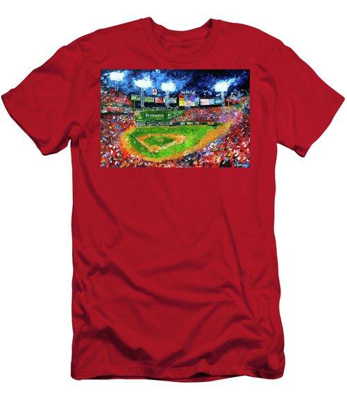 Fenway Park Men's T-Shirt (Athletic Fit)