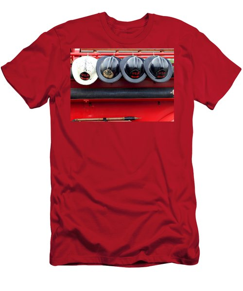 Fire Department Of The Usa Men's T-Shirt (Athletic Fit)