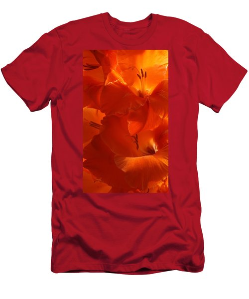 Fire Whispers Men's T-Shirt (Athletic Fit)