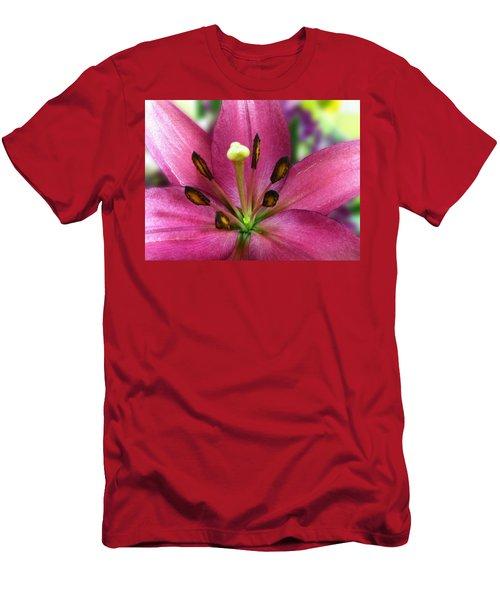 Five Points Men's T-Shirt (Slim Fit) by Carlos Avila