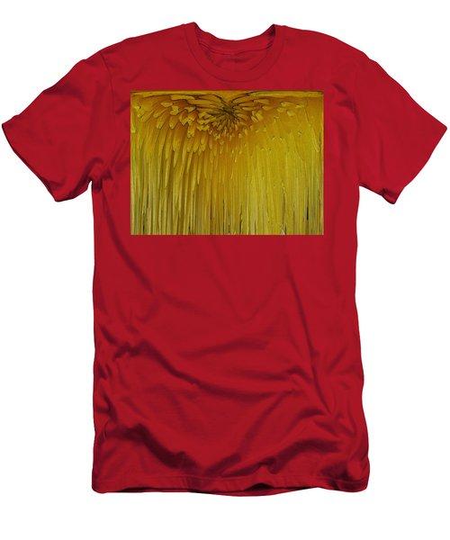 Floral Falls 5 Men's T-Shirt (Athletic Fit)