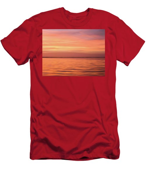 Florida Keys Sunset Impressions Men's T-Shirt (Athletic Fit)