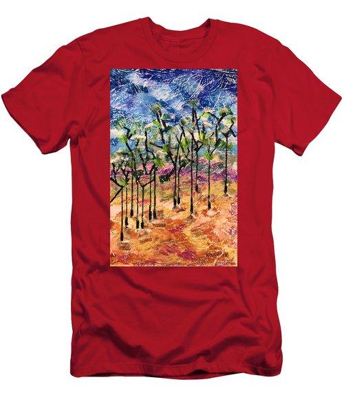 Forest Men's T-Shirt (Athletic Fit)