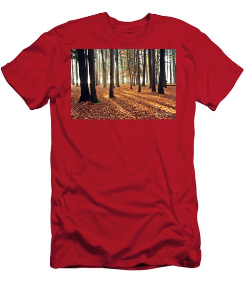 Forest Shadows Men's T-Shirt (Athletic Fit)