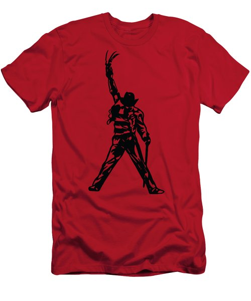 Freddy Krueger Men's T-Shirt (Athletic Fit)