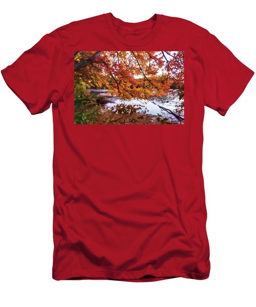 French Creek 15-107 Men's T-Shirt (Athletic Fit)