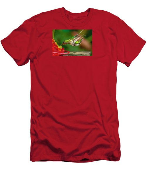 Frequent Flyer 3 Men's T-Shirt (Athletic Fit)