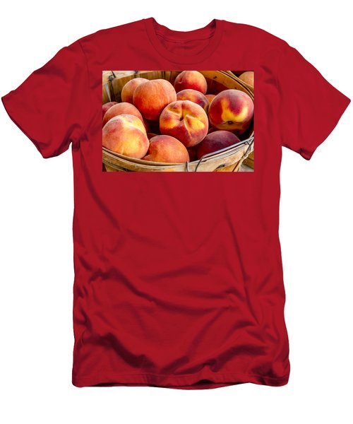 Fresh Peaches Men's T-Shirt (Athletic Fit)