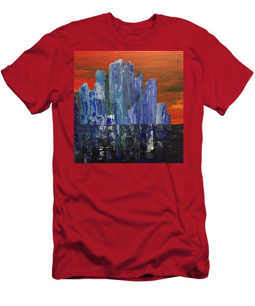 Frozen City Men's T-Shirt (Athletic Fit)