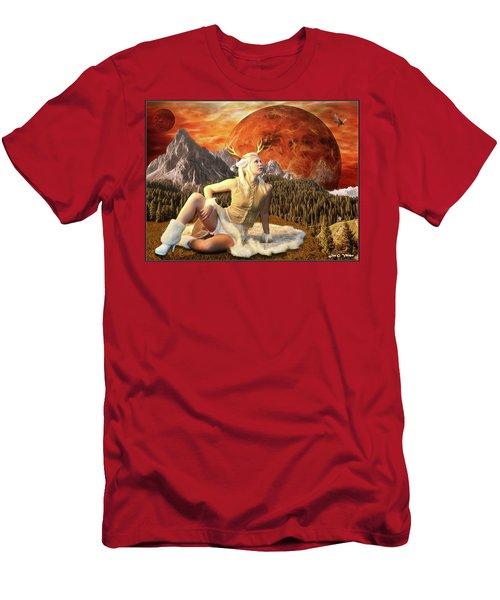 Fuan At Dawn Men's T-Shirt (Athletic Fit)