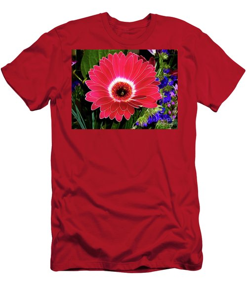 Gerbera Bella Men's T-Shirt (Athletic Fit)