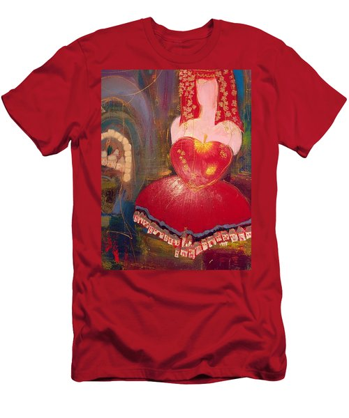 Ghismonda Men's T-Shirt (Athletic Fit)