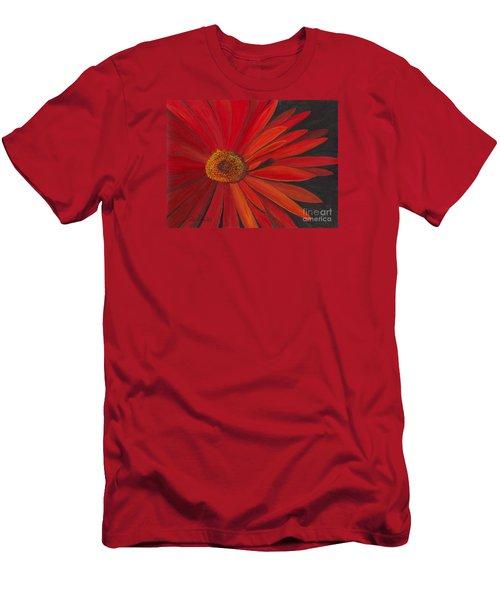 Glowing Gerber Men's T-Shirt (Athletic Fit)