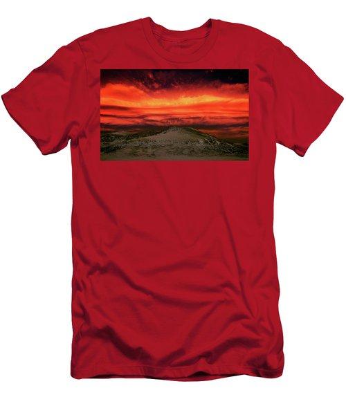 God's Creation Men's T-Shirt (Athletic Fit)