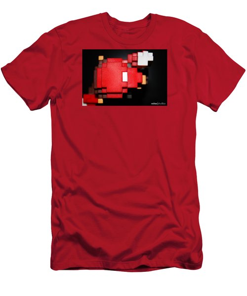 Going Red Men's T-Shirt (Athletic Fit)