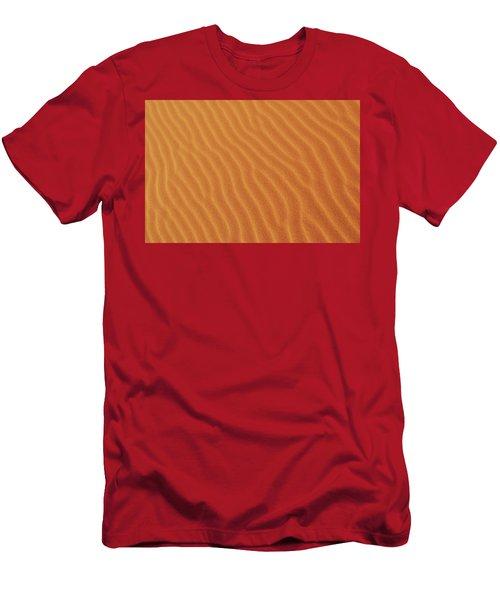 Golden Desert Sands Men's T-Shirt (Athletic Fit)