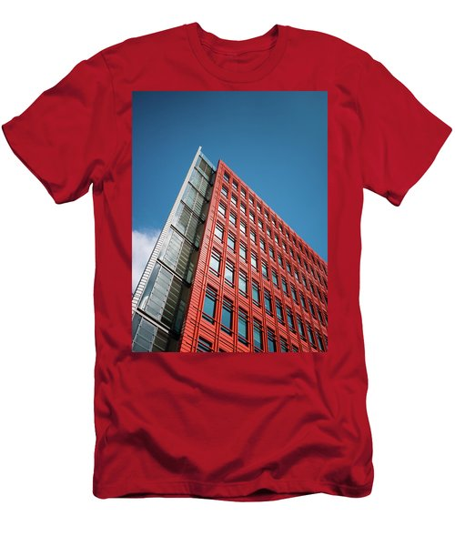 Men's T-Shirt (Athletic Fit) featuring the photograph Google by Stewart Marsden