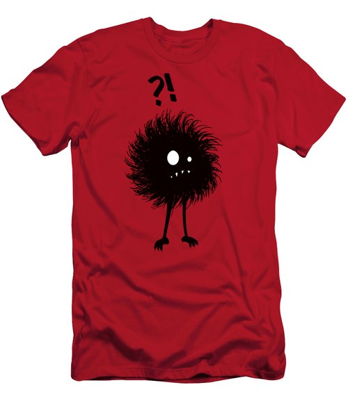 Gothic Wondering Evil Bug Character Men's T-Shirt (Athletic Fit)