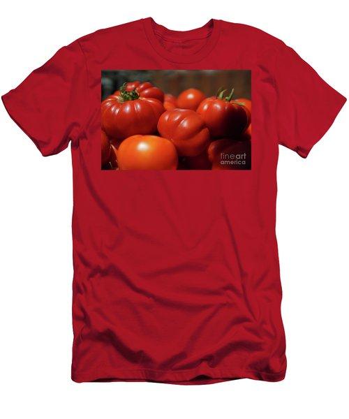 Grandpas Tomatoes Men's T-Shirt (Athletic Fit)