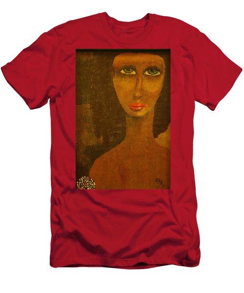 Green Eyes Men's T-Shirt (Athletic Fit)