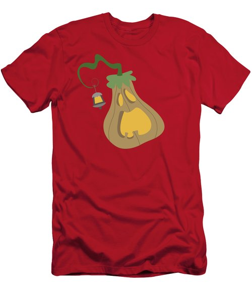 Halloween Cartoon 02 Men's T-Shirt (Slim Fit)
