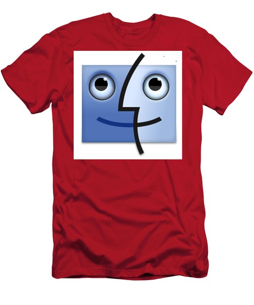 Happy Men's T-Shirt (Slim Fit) by Now