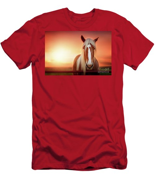 Have I Told You Lately That I Love You Men's T-Shirt (Slim Fit) by Tamyra Ayles