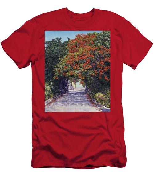 Hawkins Hill Men's T-Shirt (Athletic Fit)