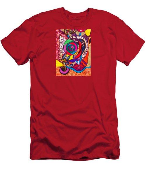 Heart Awakening - Iv Men's T-Shirt (Athletic Fit)