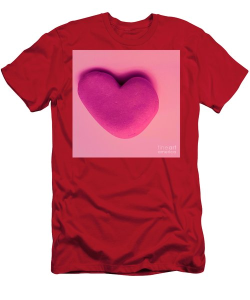 Heart Of Stone Men's T-Shirt (Athletic Fit)