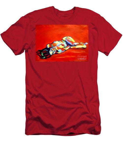 Heat Men's T-Shirt (Athletic Fit)