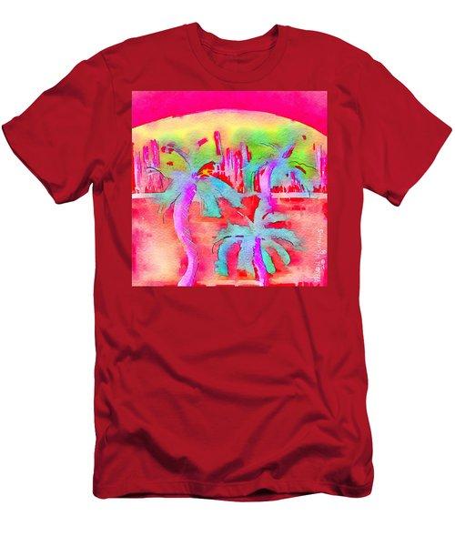 Heatwave Men's T-Shirt (Athletic Fit)