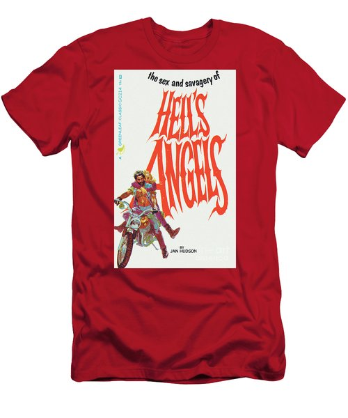 Hell's Angels Men's T-Shirt (Athletic Fit)