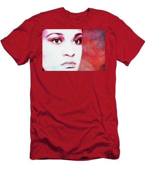 Her Soul Men's T-Shirt (Slim Fit) by Joan Bertucci