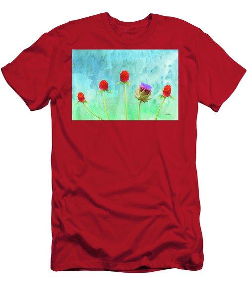 Heterologous Diversity Men's T-Shirt (Athletic Fit)