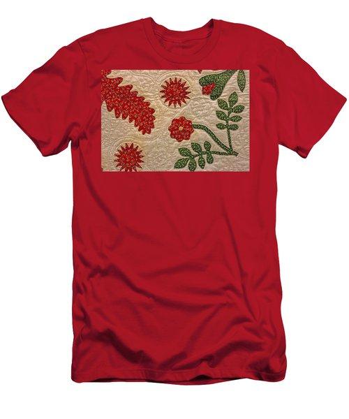 Historic Quilt Men's T-Shirt (Athletic Fit)